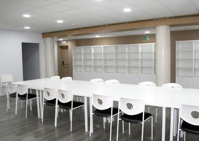 Colegio Mayor Femenino CAREU Sevilla. El Colegio Mayor Femenino de Sevilla